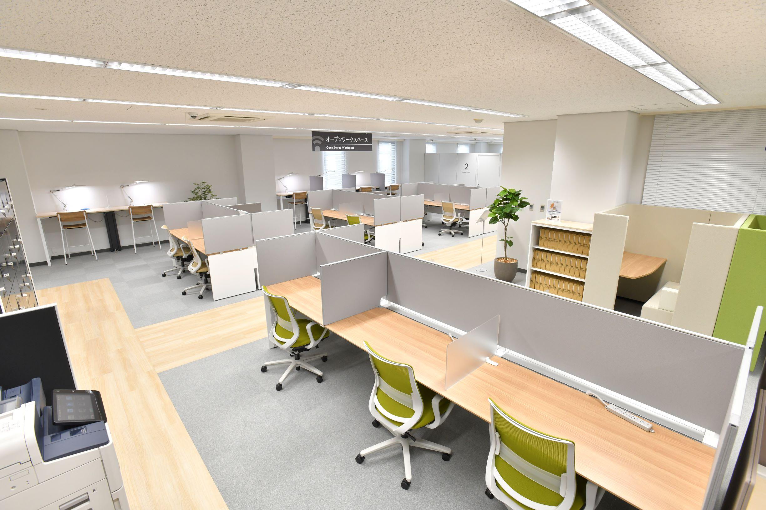 東京都がサテライトオフィスの利用を推進!「TOKYOテレワーク・モデルオフィス」とは?